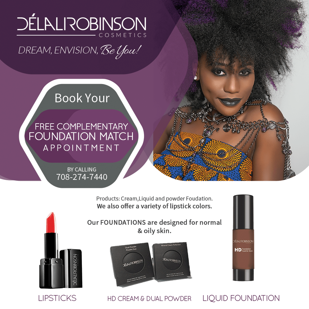 Delali Cosmetics Line - Buy Your Makeup