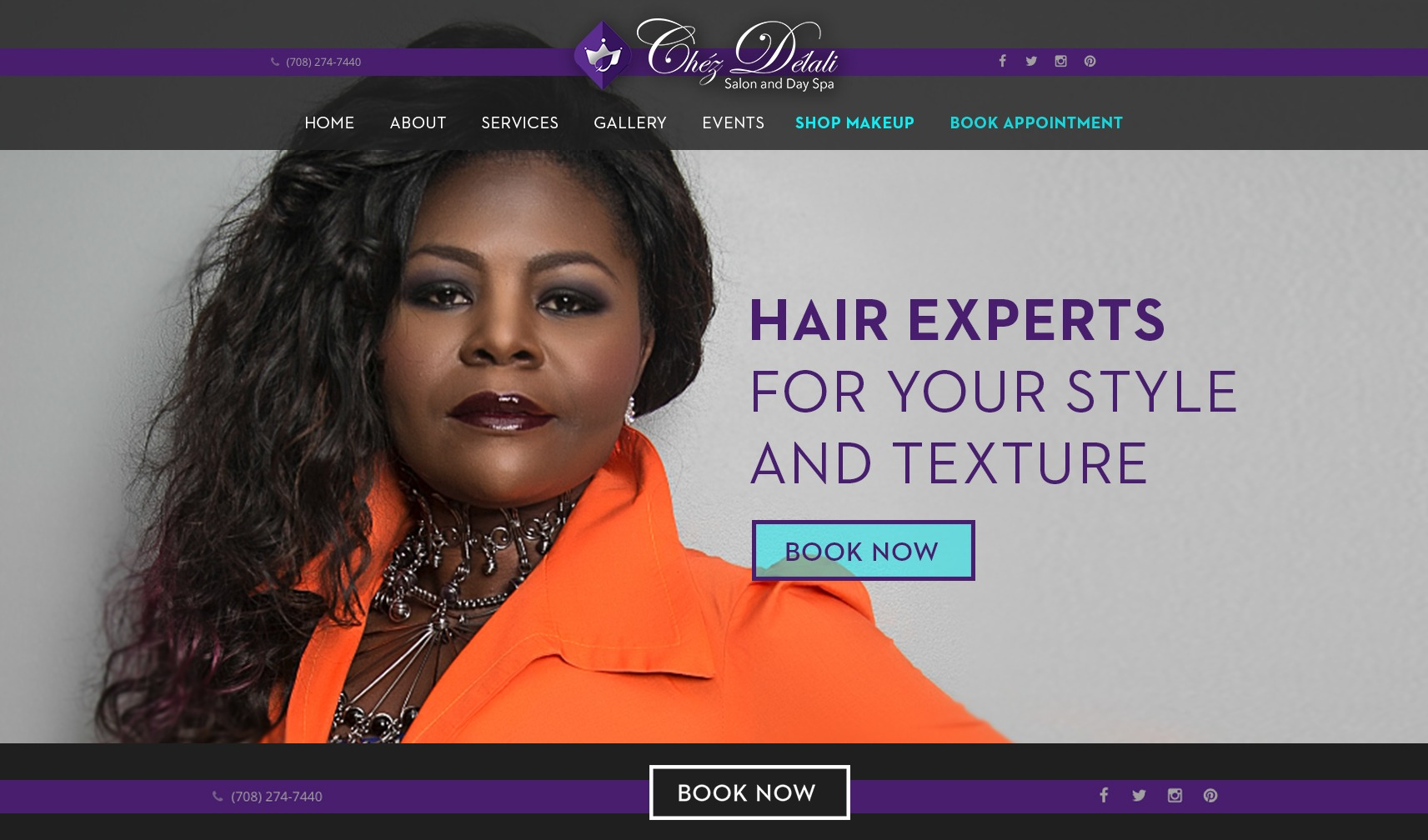 ChezDelali_Book Your Hair, Chicago Hair Salon