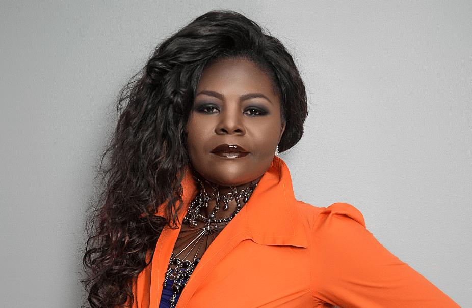 Adodo Delali Robinson - MUA, CEO, sexy black women